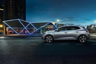 Novi Renault Megane je bolj dinamičen in deluje športneje!