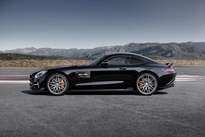 Strupeni Brabus Mercedes-AMG GT S.