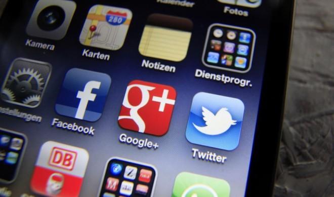 Google+ ni niti blizu Facebooku. Ni ga niti na lestvici top 10 največkrat prenešenih aplikacij v zgodovini.