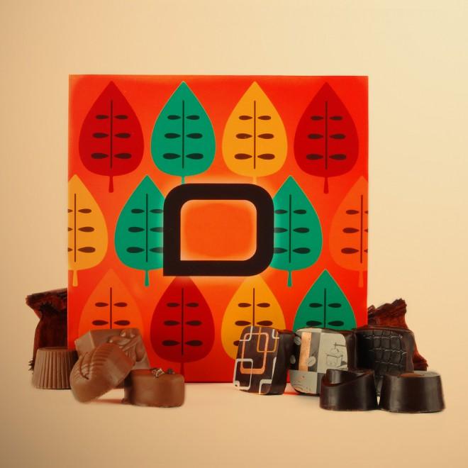 Čokoladni atelje Dobnik - Bonboniera Jesen.