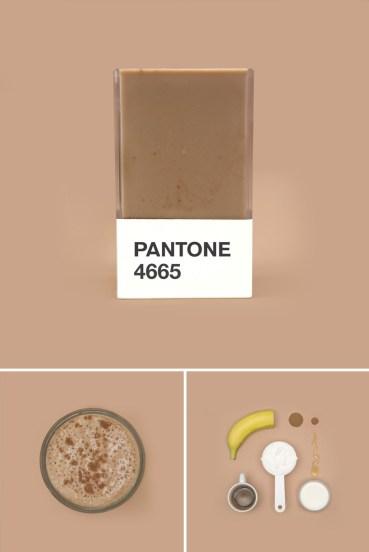 """Serija """"Pantone Smoothies"""""""