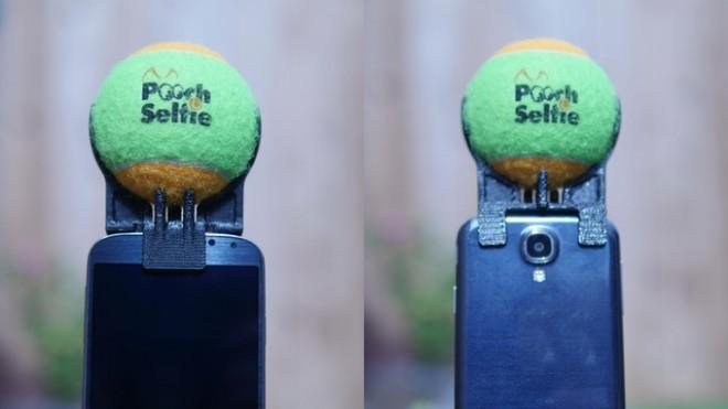 Novi izum leta 2015 – Pooch Selfie.