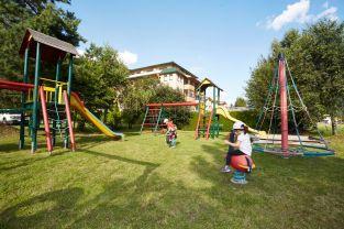 Dolomiten Residenz - Sporthotel Sillian poskrbi tudi za otroke.