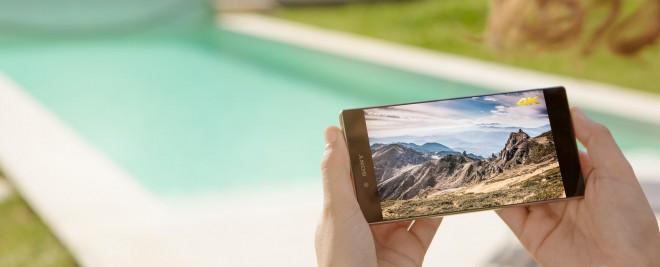 Sony Xperia Z5 Premium bo s svojo sliko jemala dih.