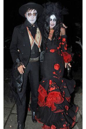 Jamie Hince in Kate Moss kot španski smrti