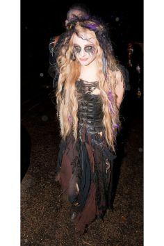 Chloe Moretz kot vampirka/čarovnica