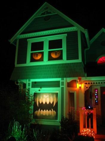 Strašljive Halloween hiše