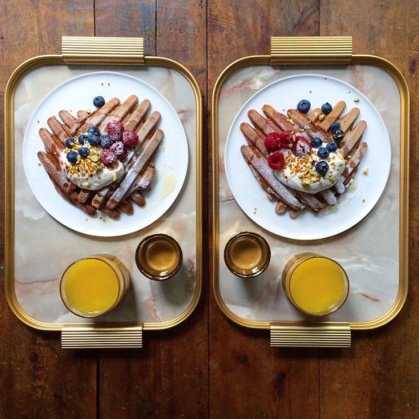 Simetričen zajtrk