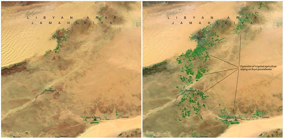 Libija: april 1987 - april 2010.