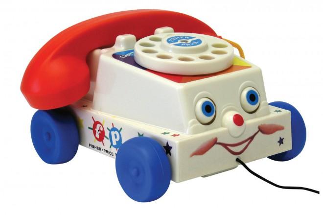 Preden so se otroci začeli igrati z našimi odsluženimi mobilniki, smo se igrali s tem.