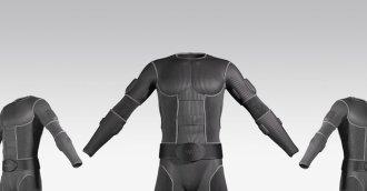 Obleka za navidezno resničnost Teslasuit