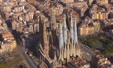 Dokončana Sagrada Familia