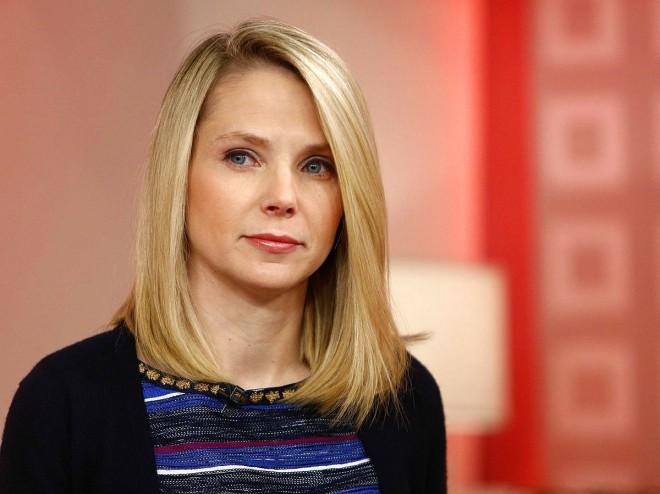 Marisa Mayer je bila del tima Googlovih dvajsetih zaposlenih (foto: AP photo)