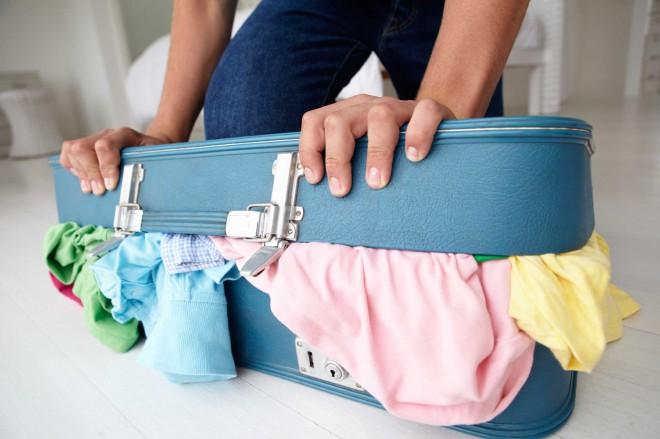 Imate tudi vi podobne težave pri pakiranju za dopust?