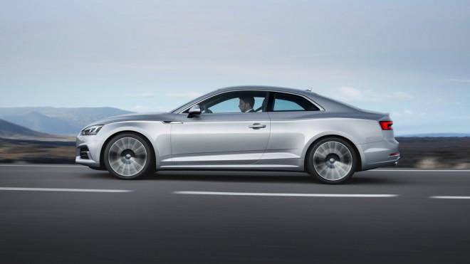 Manj je več. Novi Audi A5 Coupé je doživel pompozno predstavitev v svojem rodnem kraju.