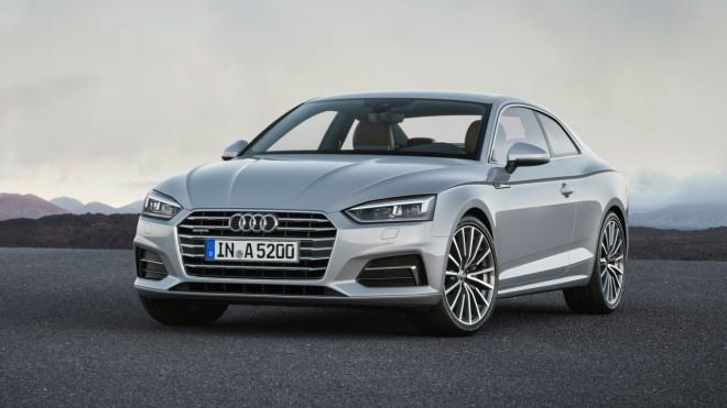 Novi Audi A5 Coupé ima povsem drug karakter, čeprav se oblikovalci niso ''izživaljali'' nad njim.