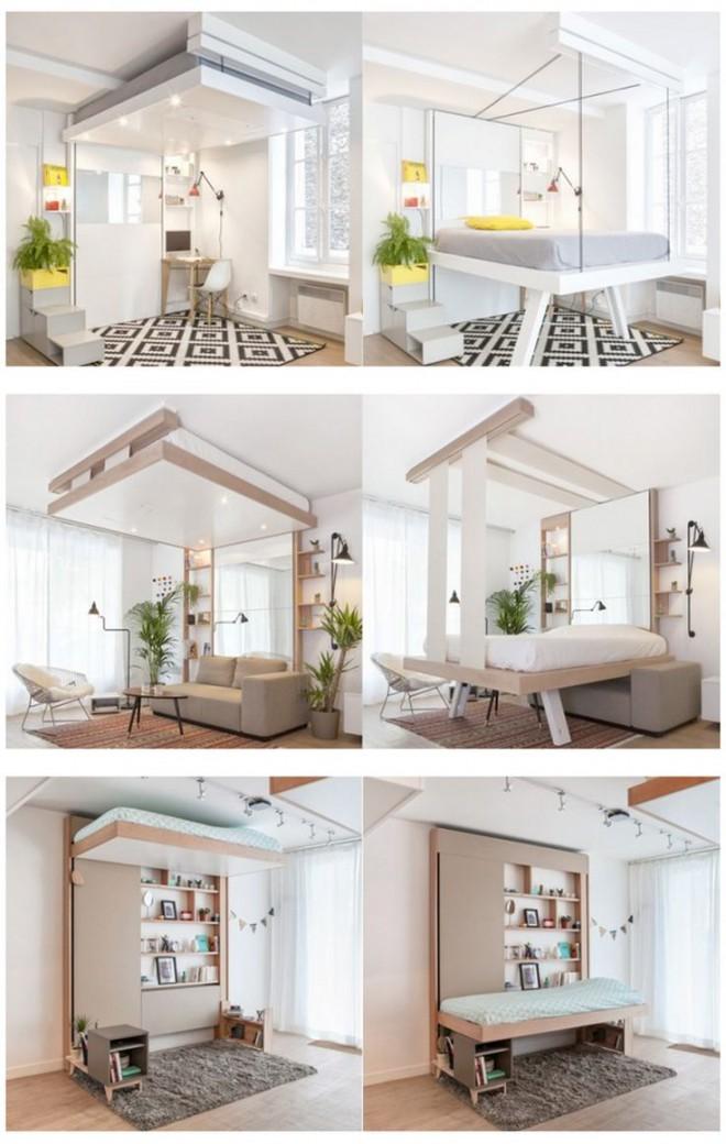 BedUp – dvižna postelja