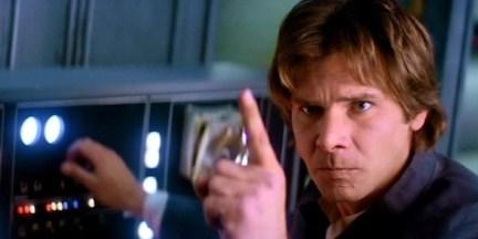 Harrison Ford in njegova potreba po žuganju