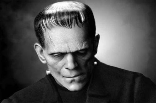 ... Frankenstein.