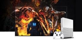 Nova igralna konzola Xbox One S