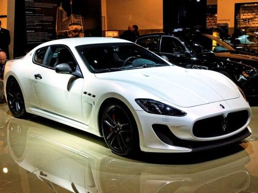 Messi vozi 240 tisoč dolarjev vrednega Maseratija GranTurismo MC Stradale.