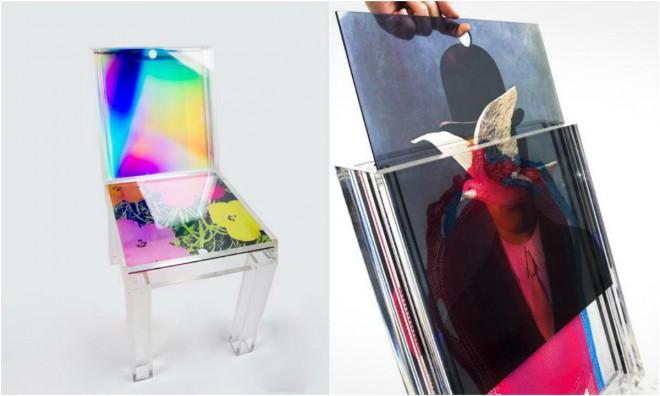 Večplasten stol Layer