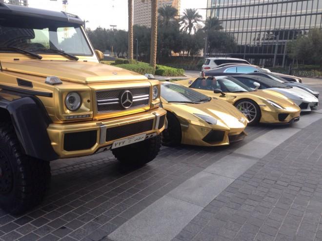 Samo v Dubaju...