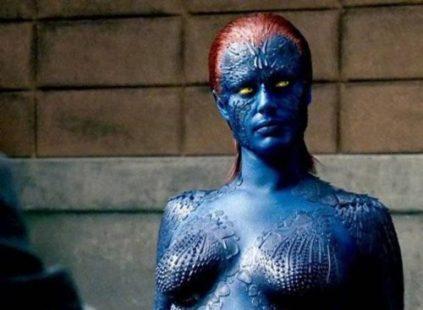 ... Mystique v filmu Možje X.
