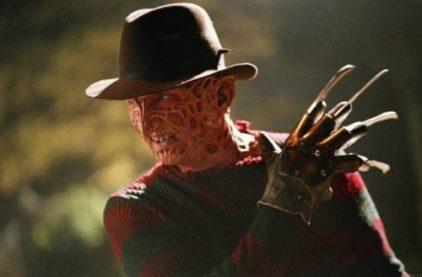 ... Freddy Krueger.