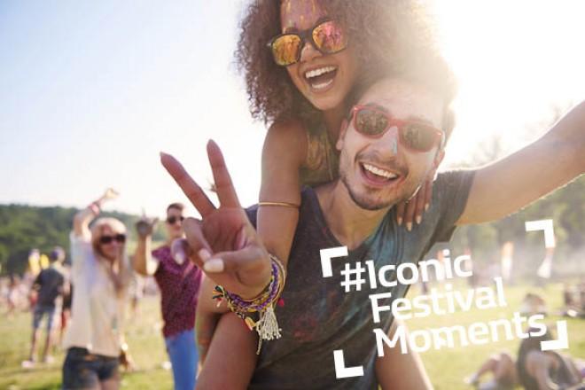 Razišči festivalsko poletje.