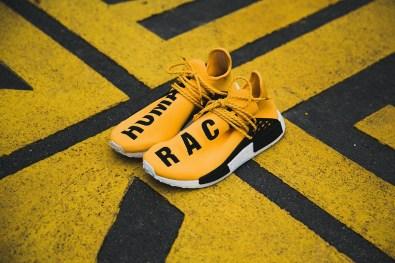 Pharell Williams x Adidas – superge Adidas NMD Human Race