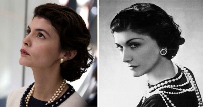 Audrey Tautou kot Coco Chanel