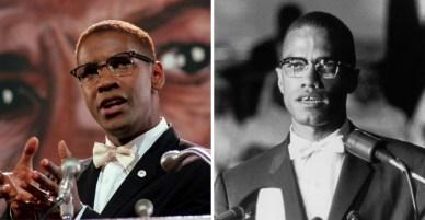 Denzel Washington kot Malcolm X