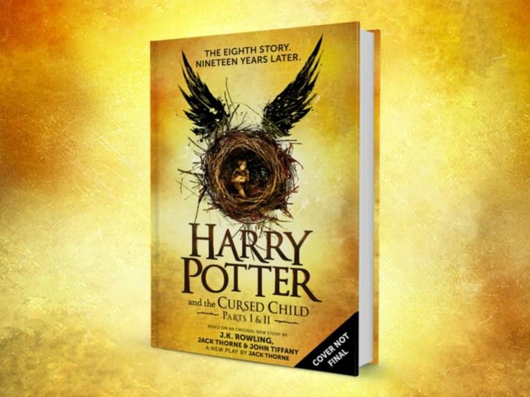 Prihaja nova knjiga o Harryju Potterju.