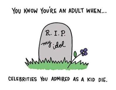Kako vemo, da nismo več mladostniki?