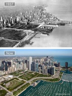 Chicago (ZDA) – leta 1937 in danes