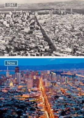San Francisco (ZDA) – leta 1947 in danes
