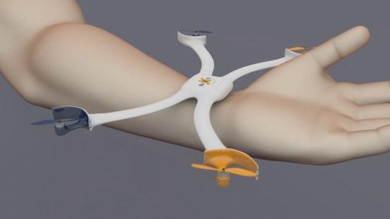 Nixie – mini leteča kamera