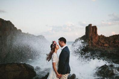 Najbolj osupljive poročne fotografije 2016