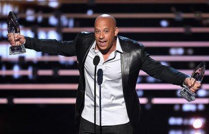 7. mesto: Vin Diesel – 35 milijonov ameriških dolarjev