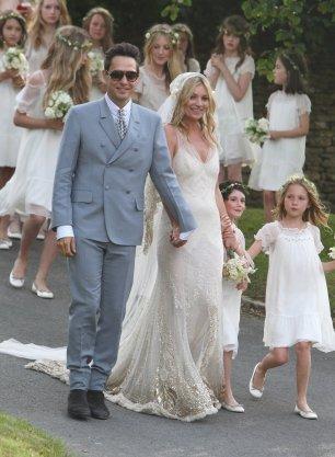Kitarist skupine Kills Jamie Hince na poroki s Kate Moss