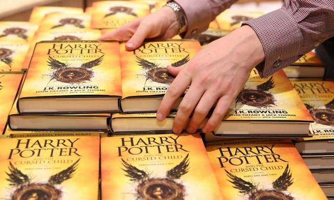Knjiga Harry Potter and the Cursed Child novembra izide tudi v slovenščini.