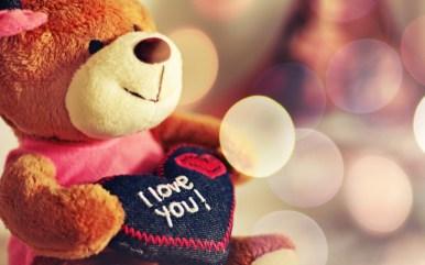Naj vas ne bo strah izreči 'Ljubim te'.