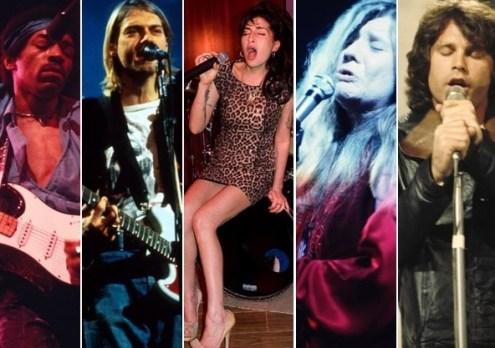 Obiščite koncerte svojih glasbenih idolov. Morda je to vaša zadnja priložnost.