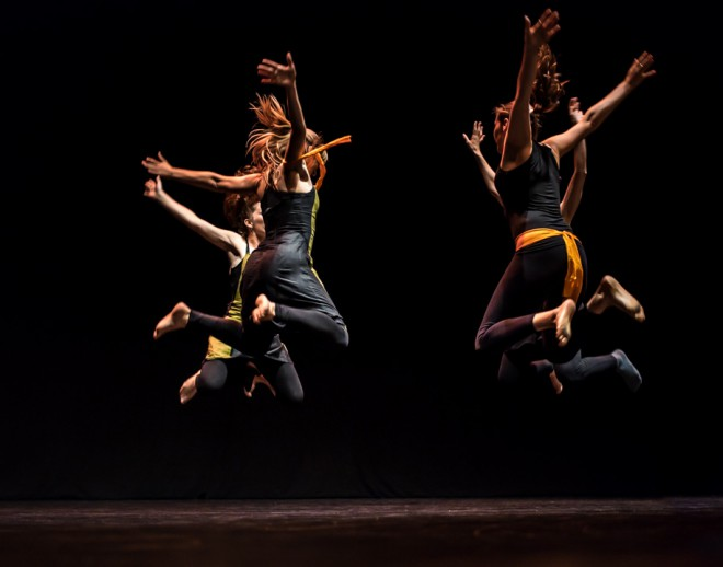 Plesni Studio XXV vabi na teden odprtih vrat.