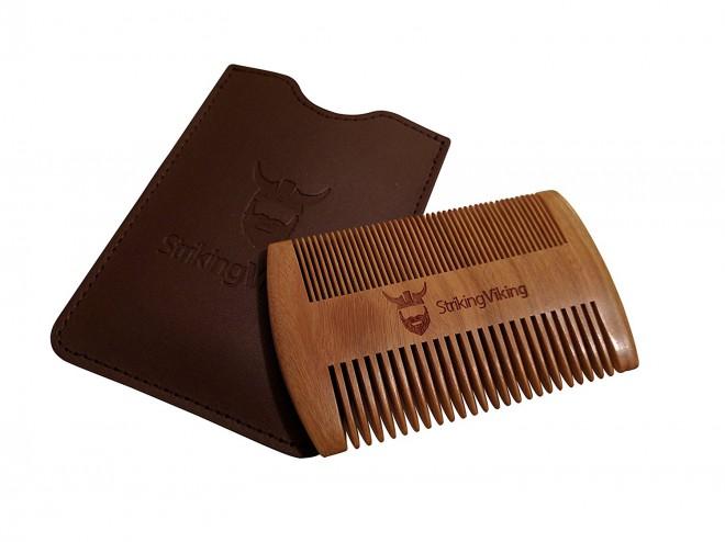 Lesen glavniček za brado in brke Striking Viking
