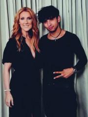 Loui Ferry in Celine Dion