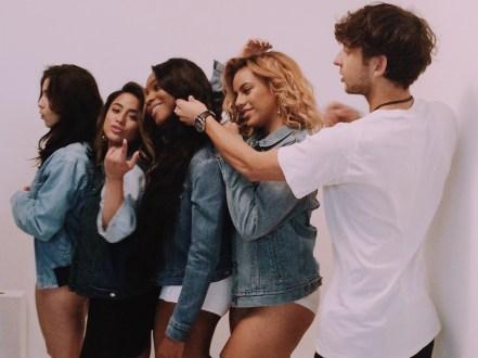 Loui Ferry in Fifth Harmony