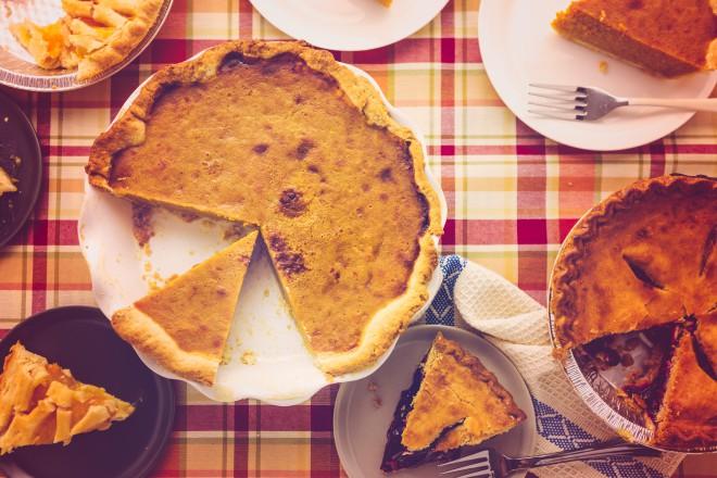 Bučna pita je poleg juha najbolj priljubljen recept z bučami.