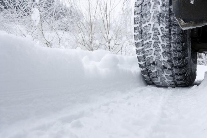 Veste, kako globok profil mora imeti zimska pnevmatika?